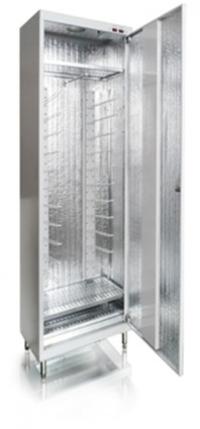 Шкаф термоизолированный для сушки белья